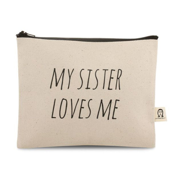 my sister loves me pouch (ポーチ)