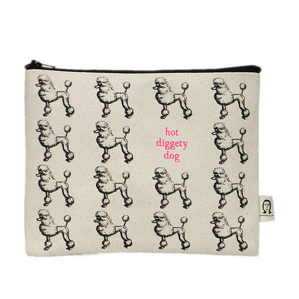 how much is that in dog years poodle pouch (ポーチ)