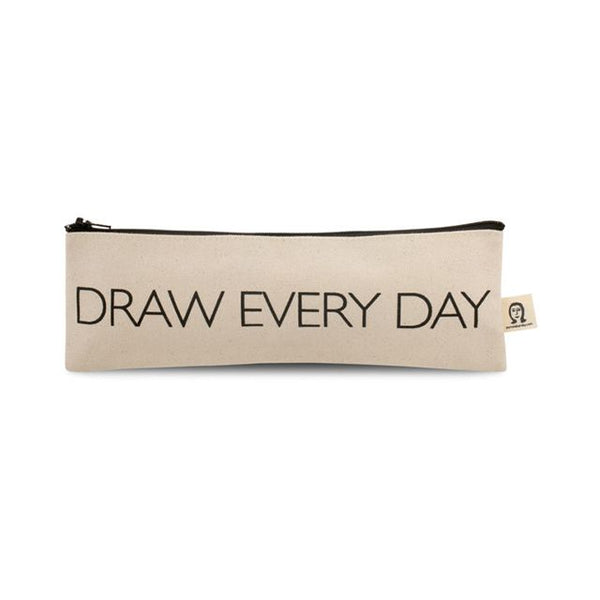 draw every day pencil pouch (ポーチ)