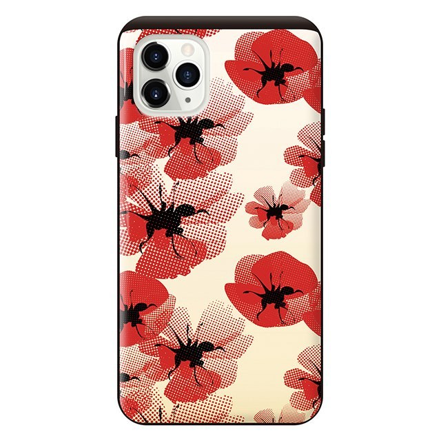 Floral patterns22A (カード収納付 耐衝撃ケース)