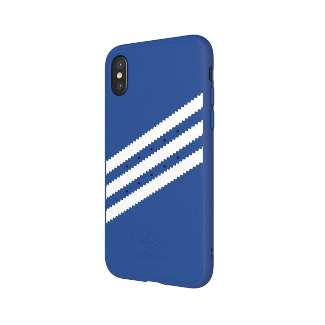 ADIDAS Moulded case Collegiate Royal/White  (ハード型スマホケース)