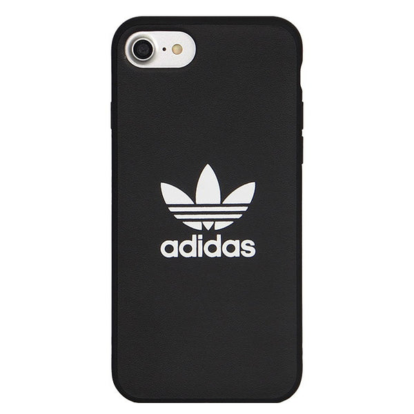 ADIDAS TPU Moulded Case BASIC Black (ハード型スマホケース)