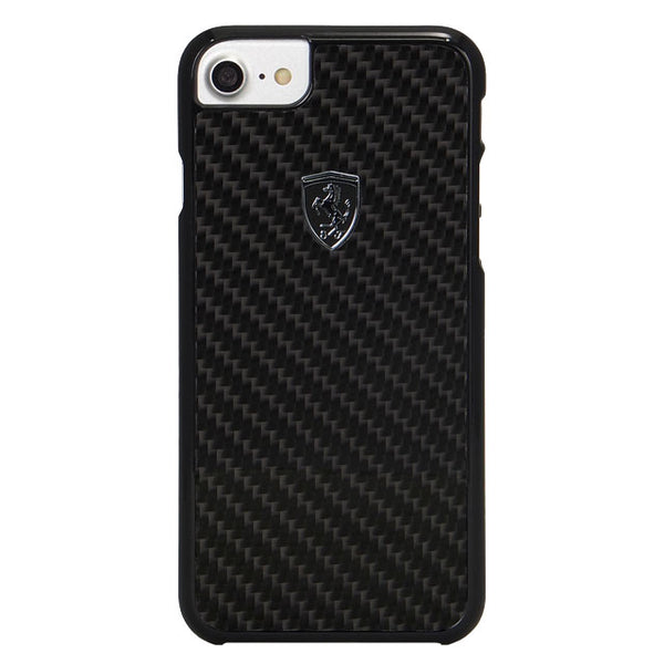HERITAGE Collection- Real Carbon Hard Case - Black (ハード型スマホケース)