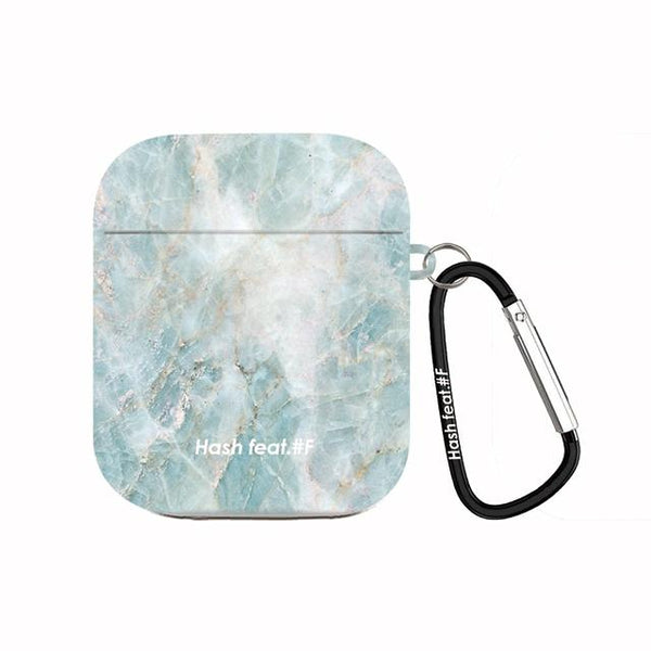 Apple AirPods Pro Marble Design Blue Onyx(AirPods case)