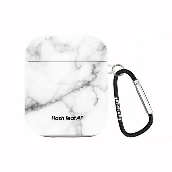 Apple AirPods Pro Marble Design River White(AirPods case)