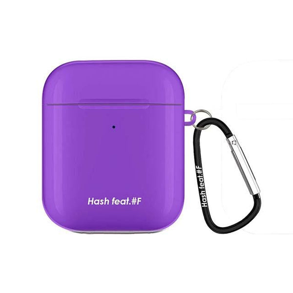 Apple AirPods Pro Neon Design Retro Purple(AirPods case)