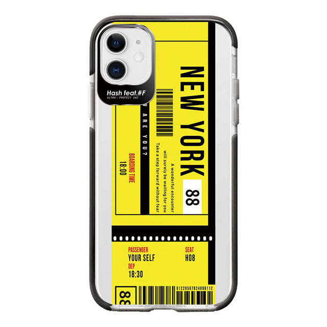 Ultra Protect Tough Case Ticket-YEL(ウルトラプロテクトケース)