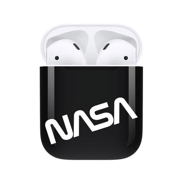 NASA_Apple AirPods case BLACK (AirPods case)