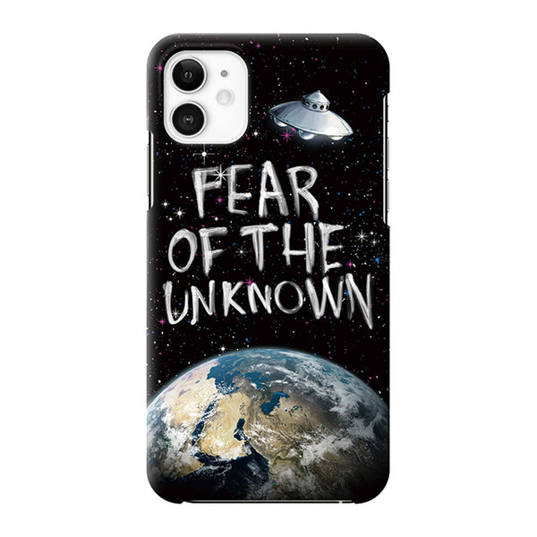 Fear of the unknown (ハード型スマホケース)