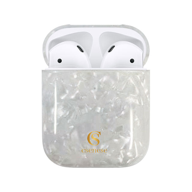 White hologram (AirPods case)