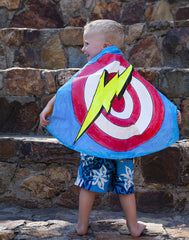 Buzz Bolt Cape