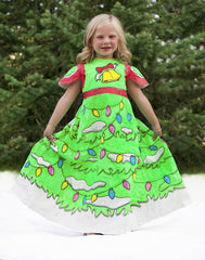 Christmas Fairy Dress Set