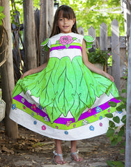 Deluxe Fairy Princess Dress