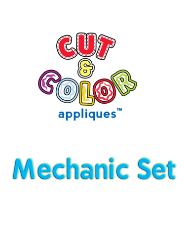 Cut & Color™ Mechanic Set