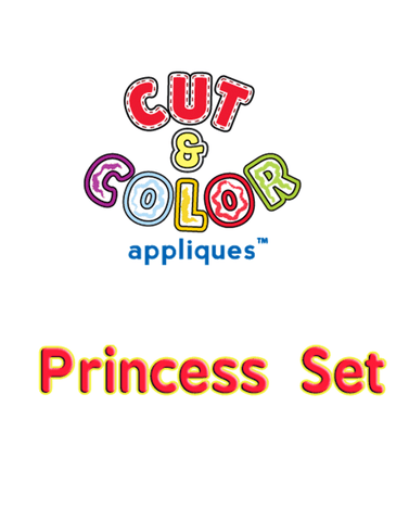 Cut & Color™ Princess Set