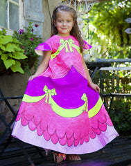 Ribbon Princess Dress