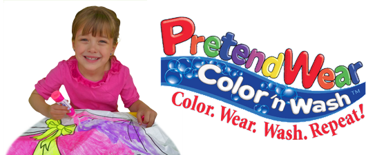 PretendWear Color 'n Wash™