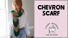 One Way or the Other Scarf: How to Knit Chevron Pattern