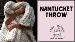 Nantucket Throw: Full Project