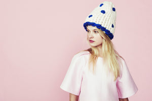 DIY Kit - Dalmatian Hat - Big Loop