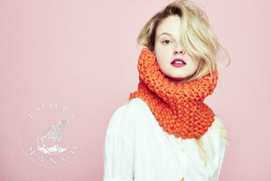 DIY Kit - Her Cowl - Merino No. 5
