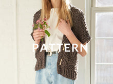 Load image into Gallery viewer, Everyday Vest PATTERN- Big Cotton