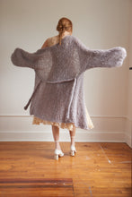 Load image into Gallery viewer, DIY Kit - Long Cardigan - Mohair So Soft