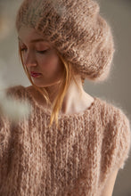 Load image into Gallery viewer, DIY Kit - Beret - Mohair So Soft