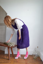 Load image into Gallery viewer, DIY Kit - Apron Dress - Mohair So Soft