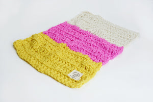 READYMADE Multicolor Baby Blanket - Merino-SALE