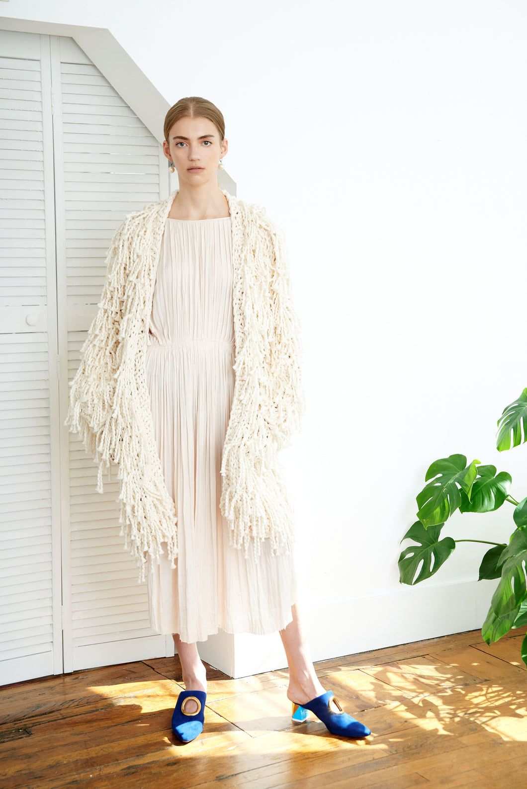 Fringe Jacket - Cotton