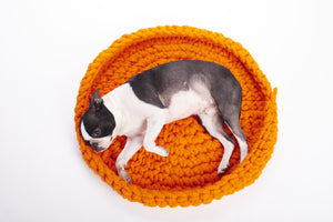 No. 1 Pet Bed - PATTERN - Big Loop