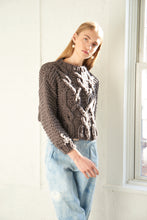 Load image into Gallery viewer, DIY Kit - Cotton Urban Fisherman Sweater - Big Cotton