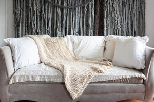DIY Kit - Big Cotton Blanket - Big Cotton