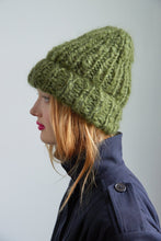 Load image into Gallery viewer, Mohair Beanie- PATTERN - Mohair So Soft