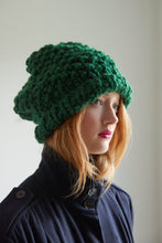 Load image into Gallery viewer, Moss Stitch Beanie - Merino