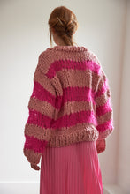 Load image into Gallery viewer, DIY Kit - Meri-Mohair Sweater - Merino No. 5 and Mohair So Soft