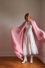 Load image into Gallery viewer, Mohair Blanket PATTERN- Mohair So Soft
