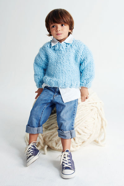 Mini Sweater 2-4 years - Merino