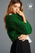 Load image into Gallery viewer, DIY Kit - Super Cropped Sweater - Merino No. 5