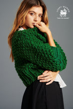 Load image into Gallery viewer, Super Cropped Sweater PATTERN- Merino No. 5