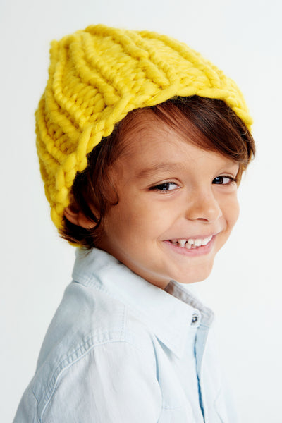 Mini Beanie 2-4 years - Merino