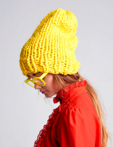 DIY Kit - Slouchy Beanie - Merino No. 5