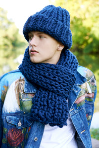 His Scarf - Merino