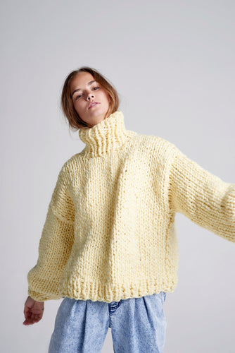 READYMADE Her Turtleneck - Merino-SALE