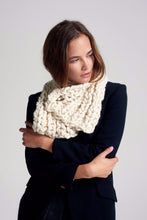 Load image into Gallery viewer, Fisherman Rib Neck Warmer - Merino