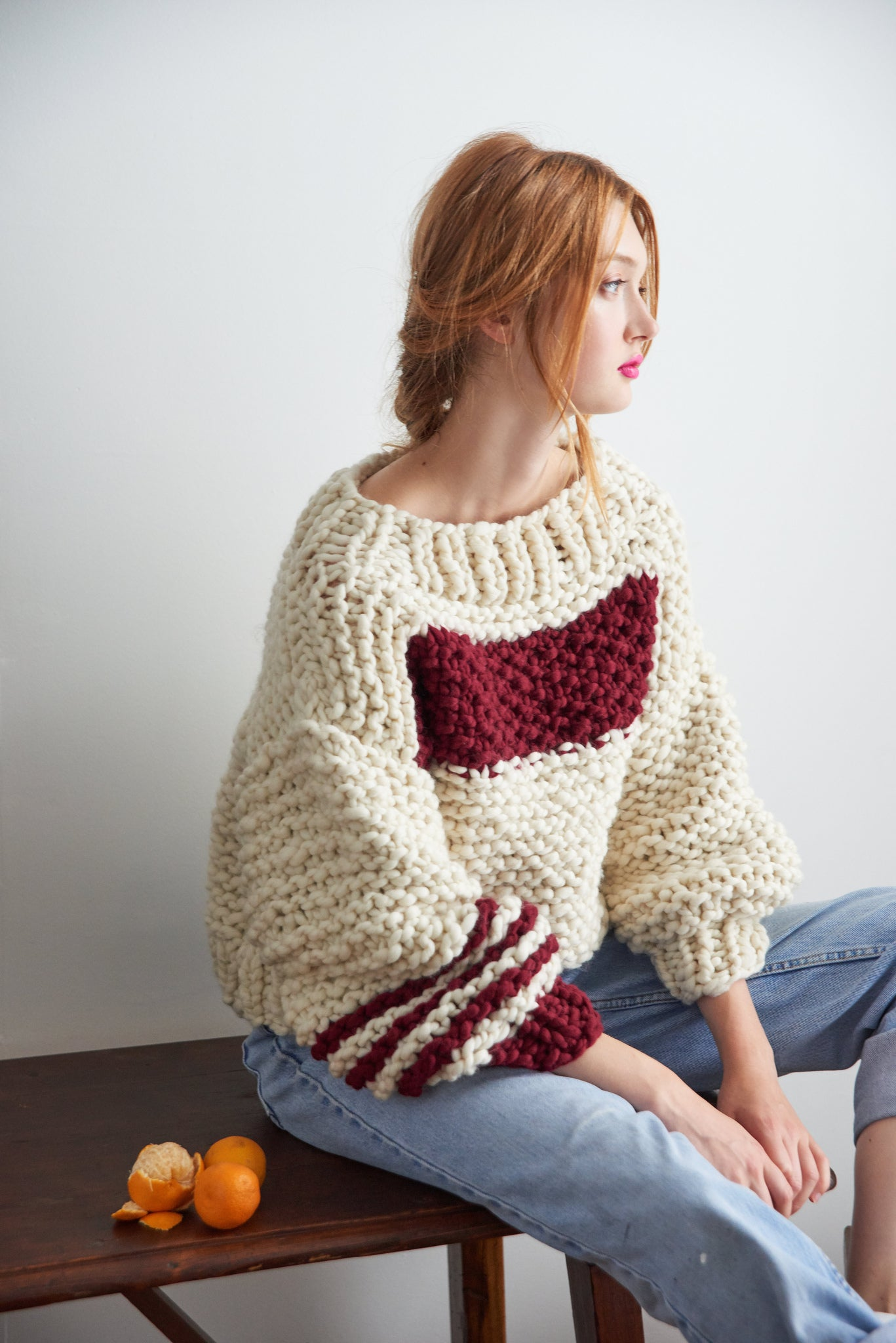 Sailor's Dream Sweater - Merino