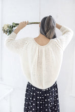 Load image into Gallery viewer, DIY Kit - Rhinebeck Sweater - Dream (Merino Worsted)
