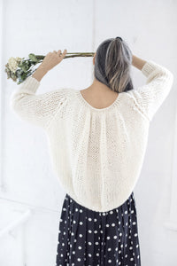 DIY Kit - Rhinebeck Sweater - Merino Worsted
