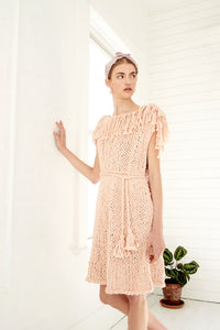 DIY Kit - Fringe Dress - Big Cotton